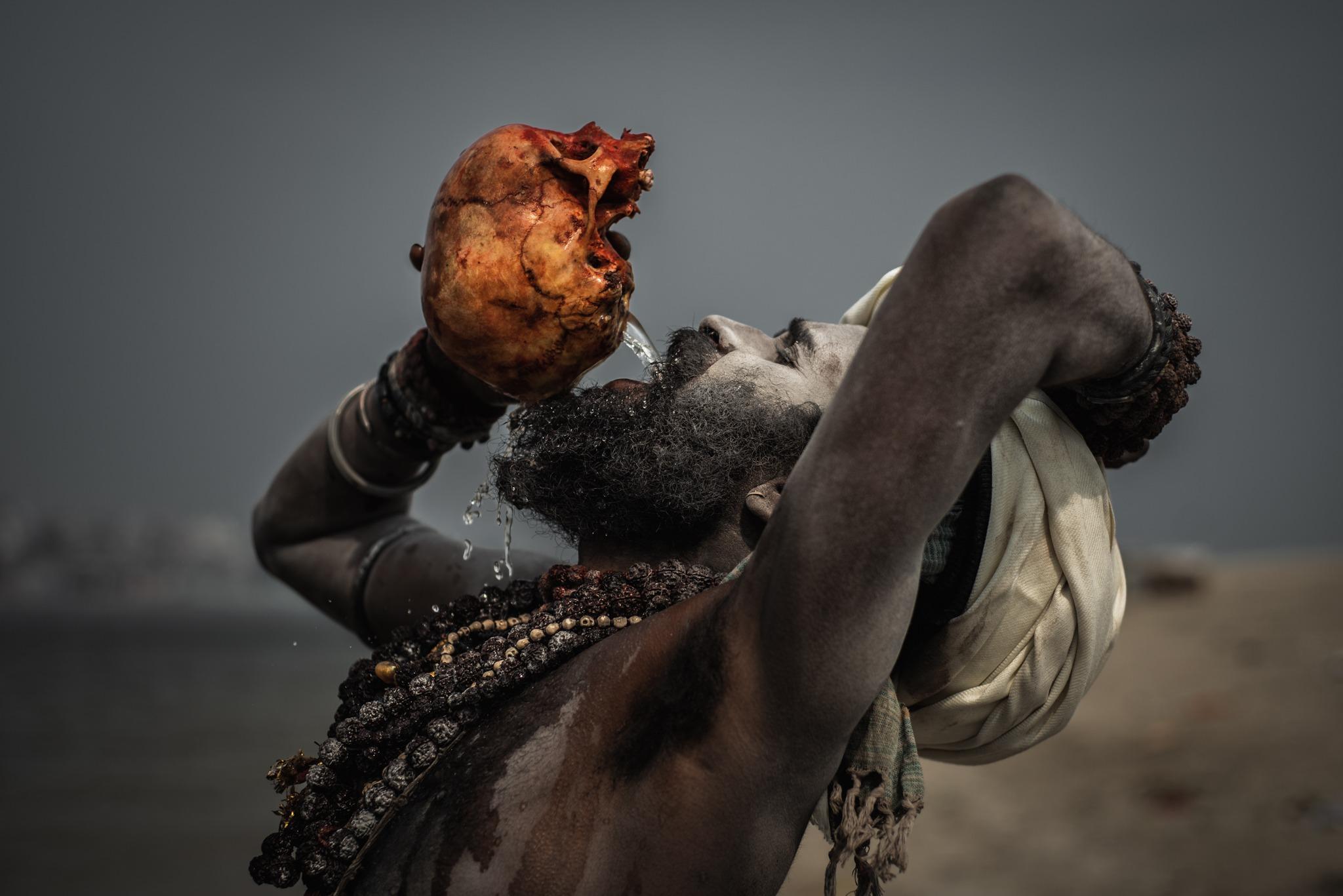 Aghori cannibals