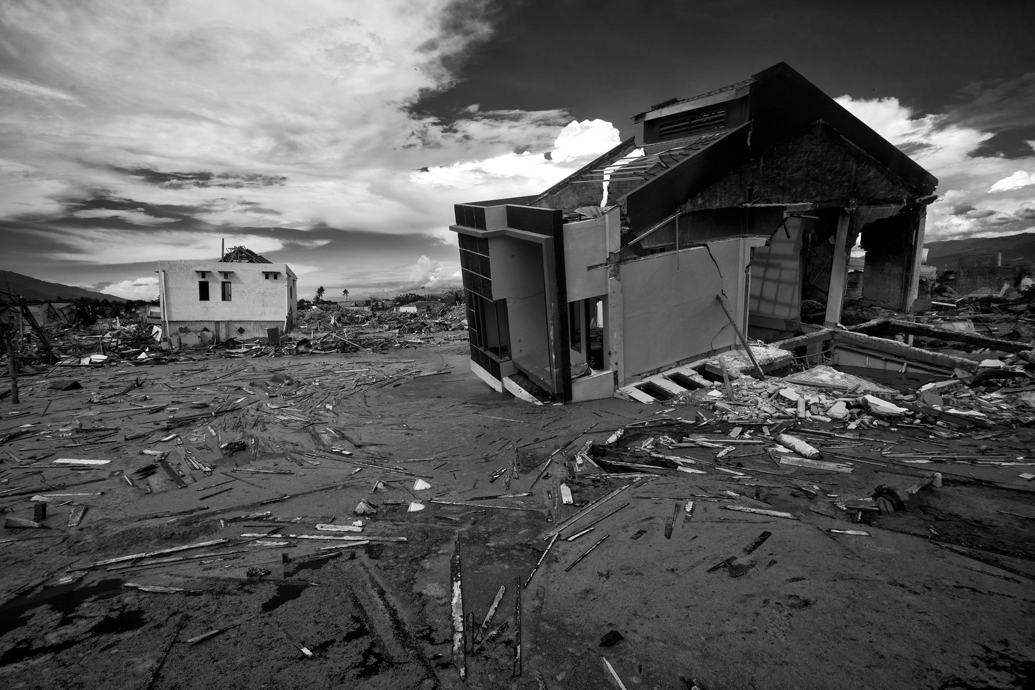 Palu tsunami earthwuake