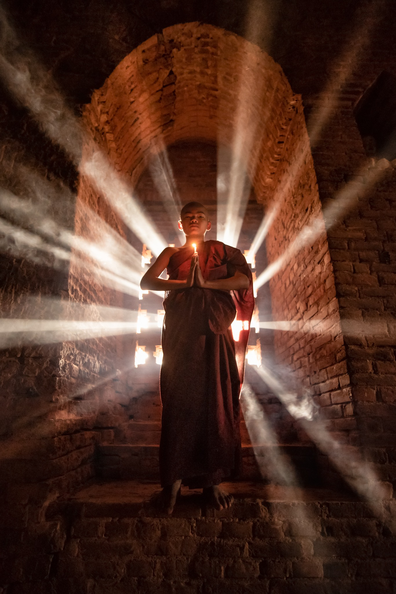 best myanmar photos monks