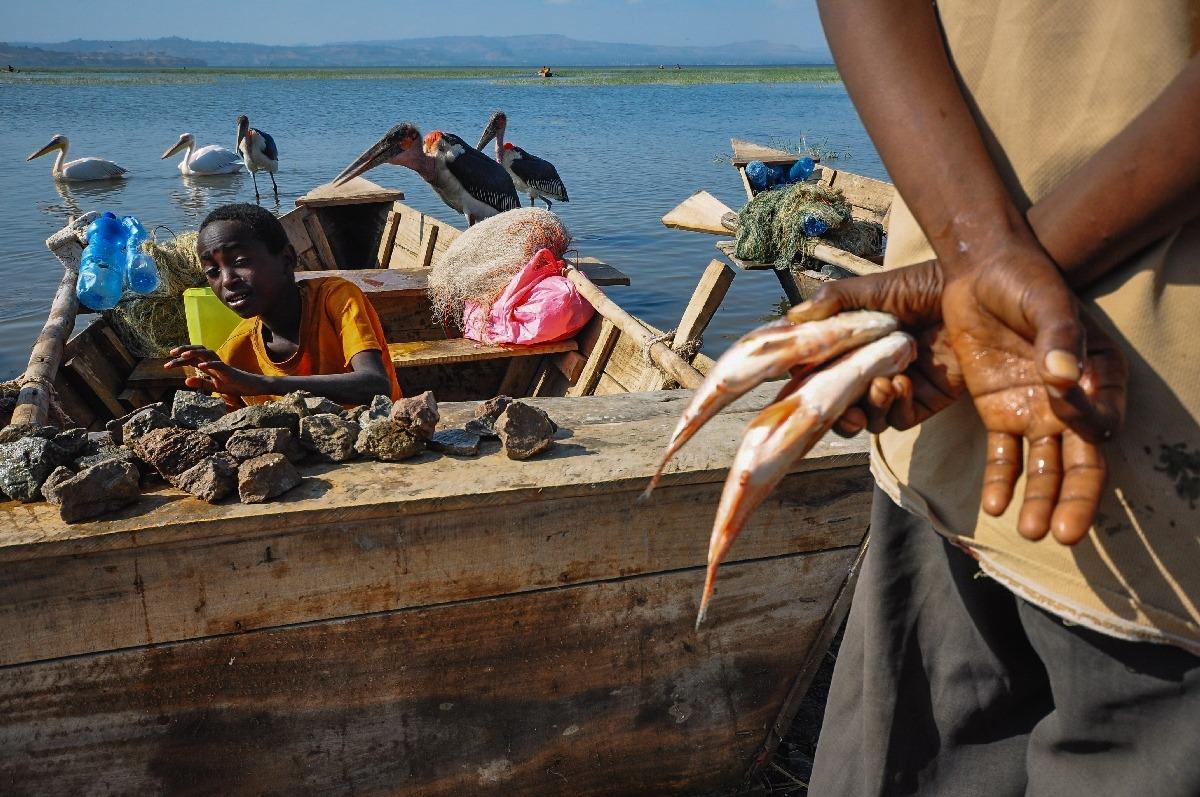 ethiopia fisherman