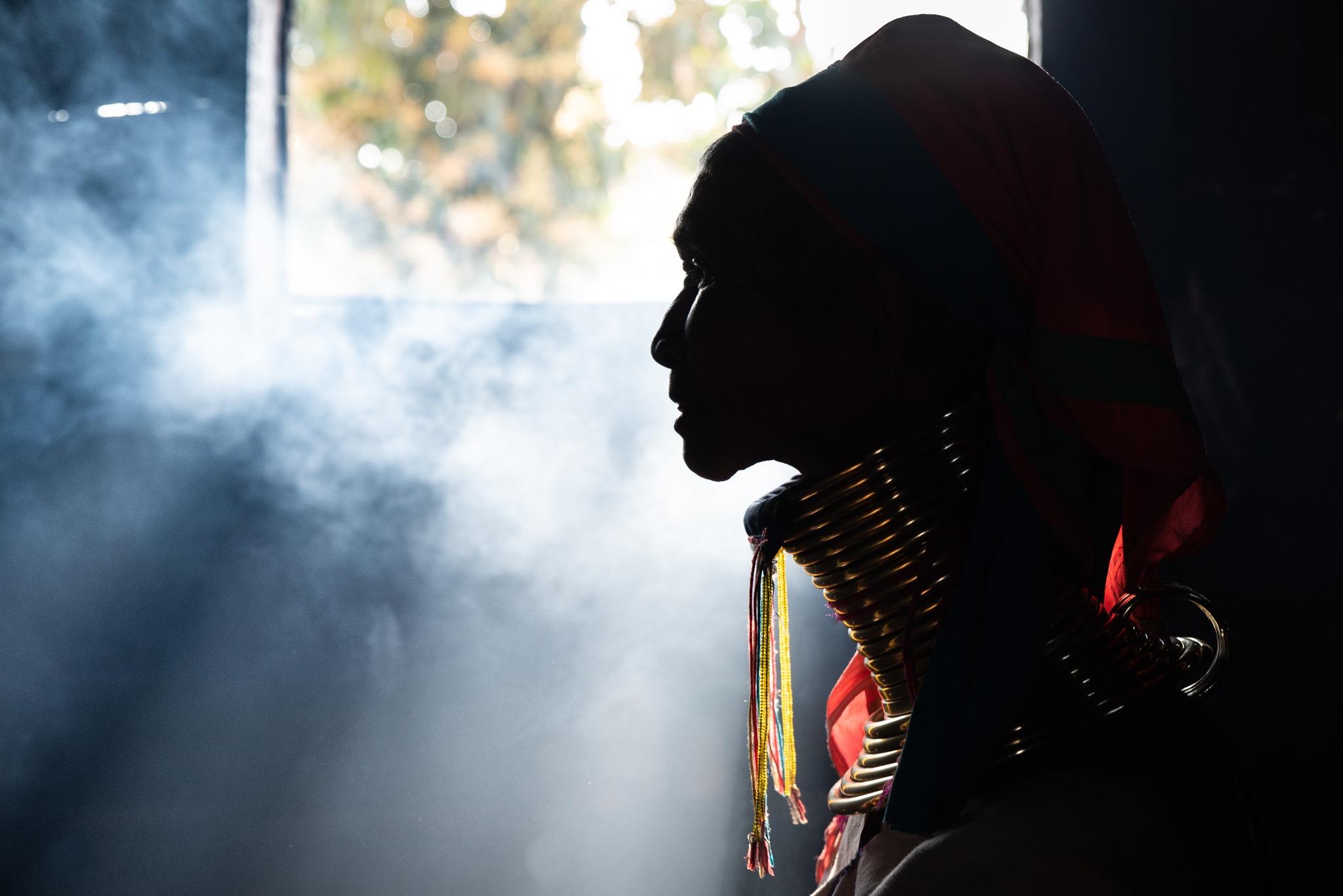 Kayan tribe Mynamar