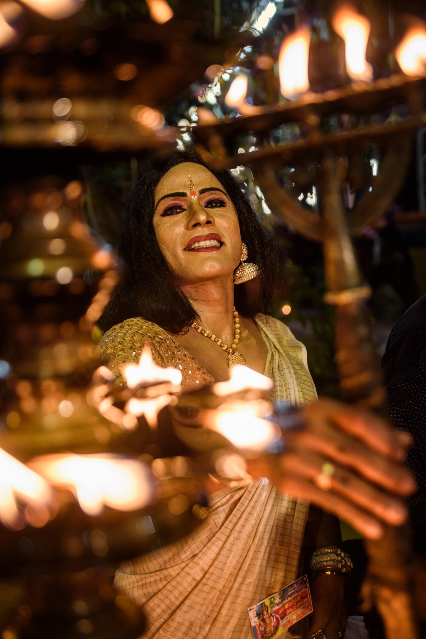 Kerala devotees