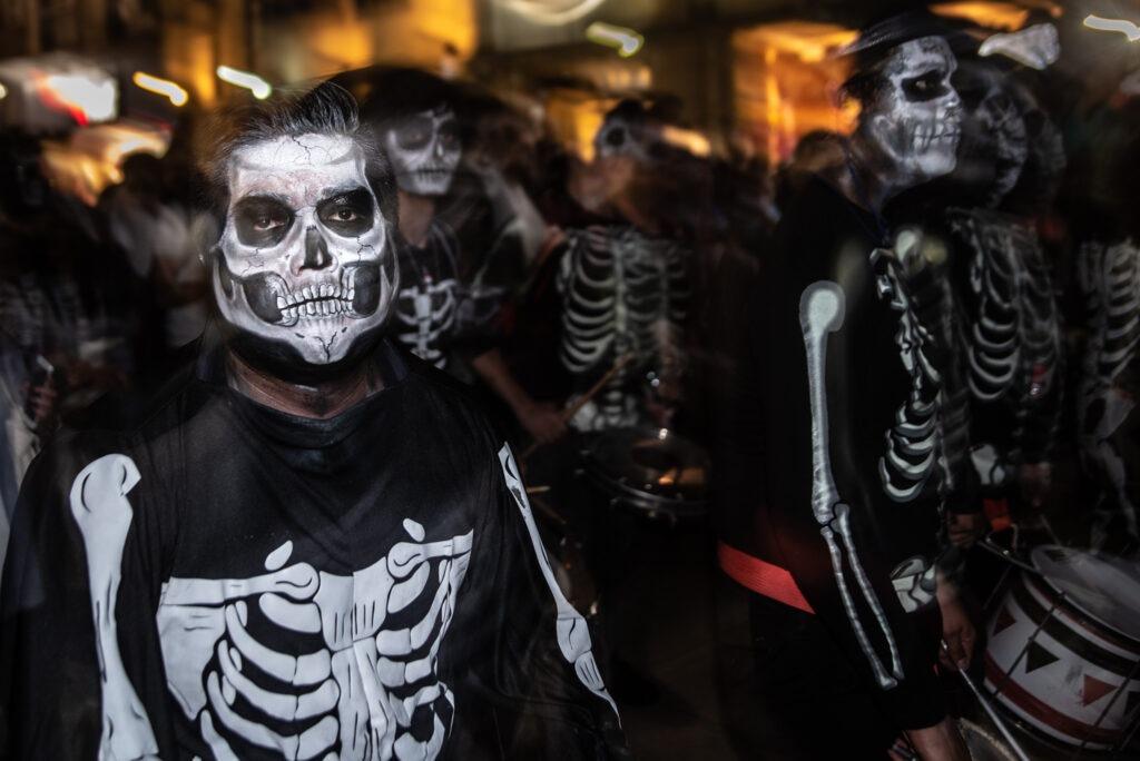Dia de Muertos - Mexican Day of the Dead 2